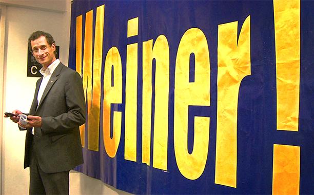 GALLERY: Best/Worst Movies of 2016: Best Movie Gallery - Weiner (2016) Anthony Weiner