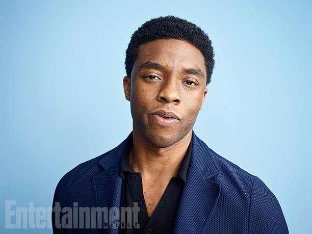Chadwick Boseman, 'Black Panther'