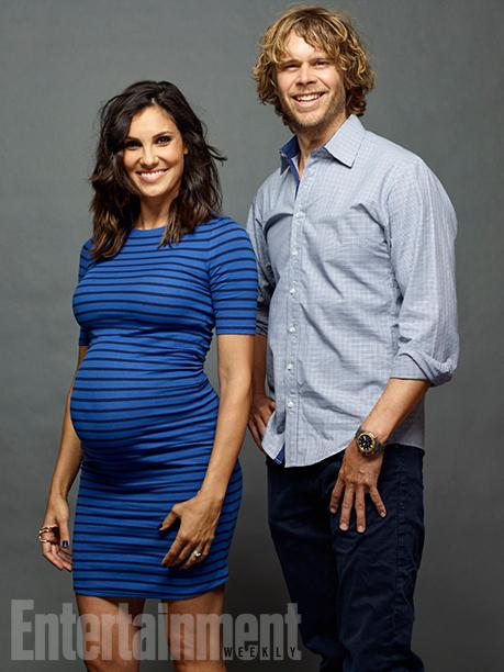 Daniela Ruah and Eric Christian Olsen, 'NCIS: Los Angeles'