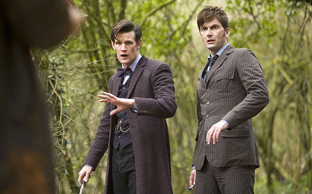 'Doctor Who': Every Former Doctor Return Appearance, Ranked