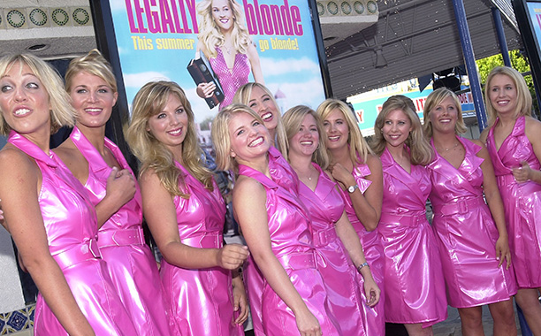 Legally Blonde Fans