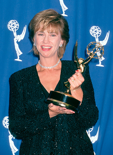 Outstanding Lead Actress in a Drama Series Winner Kathy Baker (Picket Fences)