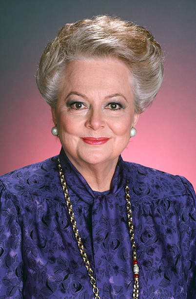 Olivia de Havilland in Anastasia: The Mystery of Anna on December 7, 1986