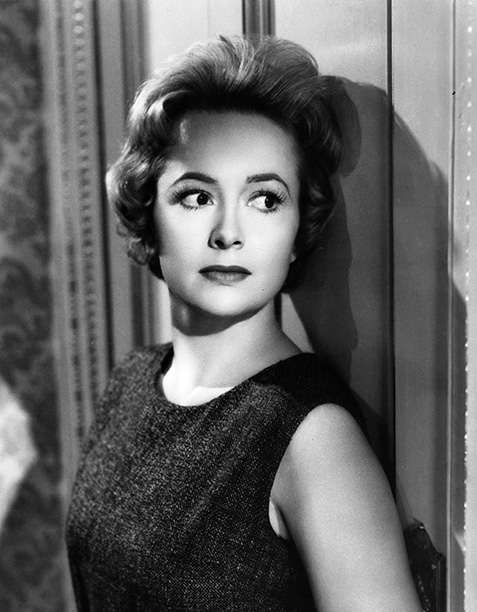 Olivia de Havilland in Light In The Piazza in 1962