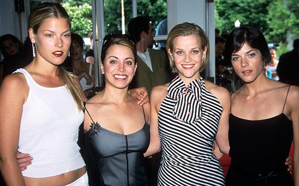 Ali Larter, Alanna Ubach, Reese Witherspoon, and Selma Blair
