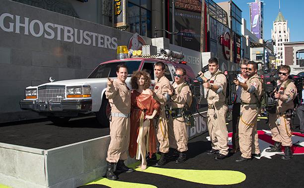 Ghostbusters Fans