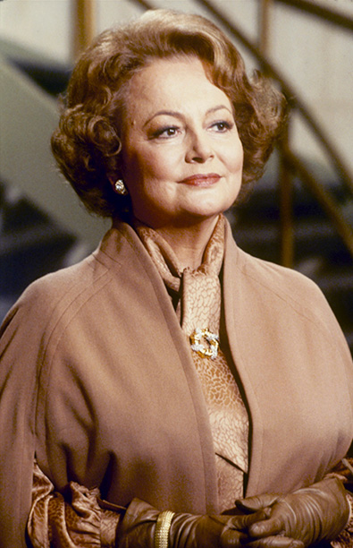 Olivia de Havilland on The Love Boat on March 14, 1981