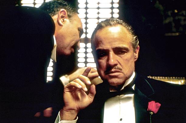 5. Marlon Brando as Vito Corleone