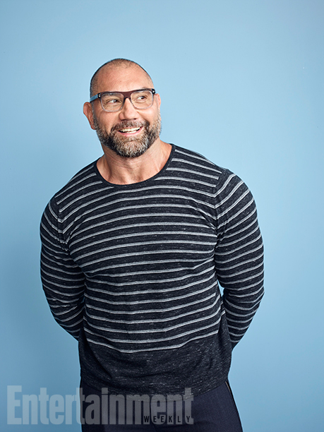 Dave Bautista, 'Guardians of the Galaxy Vol. 2'