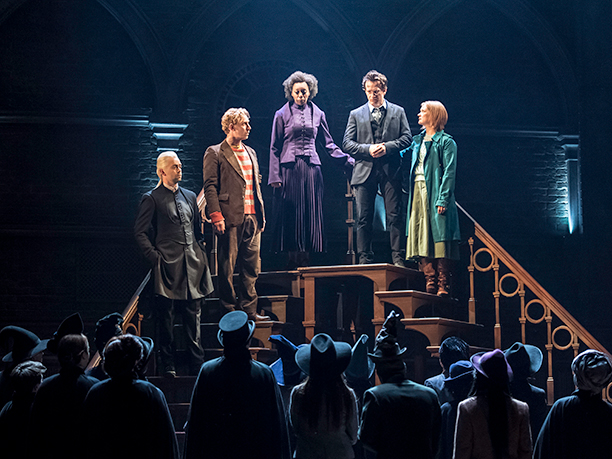 'Harry Potter and the Cursed Child' photos