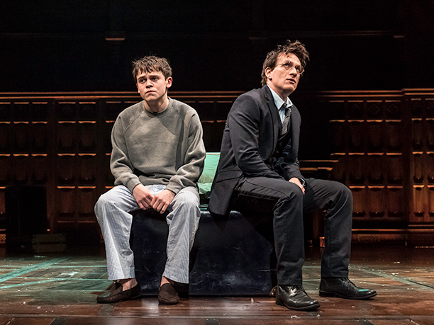 Albus and Harry have some major issues in 'Cursed Child'
