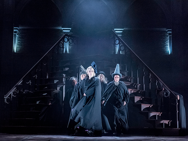 There's trouble at Hogwarts in 'Harry Potter and the Cursed Child'