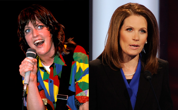 Katrina and the Waves vs. Michele Bachmann