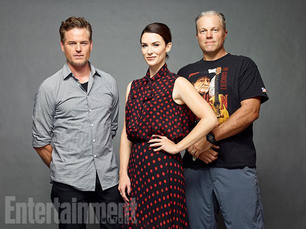 Eric Dane, Bridget Regan, and Adam Baldwin, 'The Last Ship'