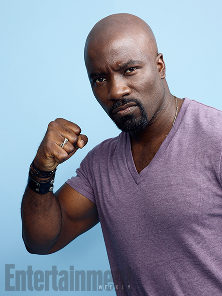 Mike Colter, 'Marvel's Luke Cage'