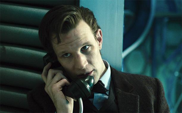 "6. Matt Smith (Eleventh Doctor) in ""Deep Breath"" (2014)"
