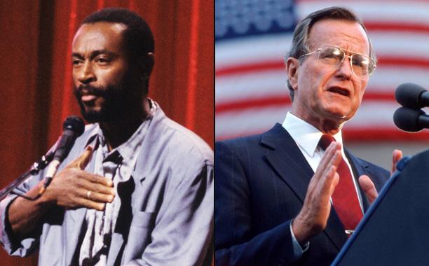 Bobby McFerrin vs. George H.W. Bush