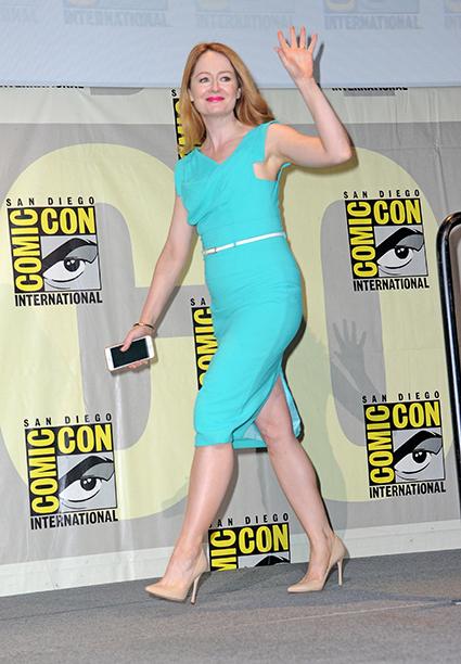 Miranda Otto at the Fox Action Showcase