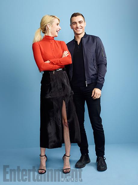 Emma Roberts and Dave Franco, 'Nerve'