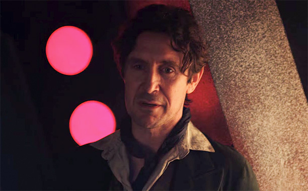 """4. Paul McGann (Eighth Doctor) in """"The Night of the Doctor"""" (2013)"""