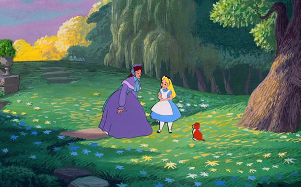 The Best of 'Alice in Wonderland'