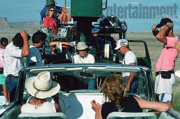 Ridley Scott Directs Susan Sarandon and Geena Davis