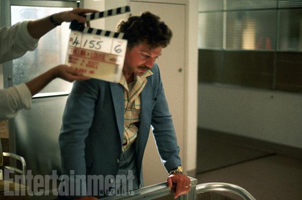 Christopher McDonald Prepares For a Scene