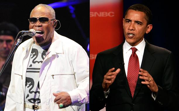 Sam Moore vs. Barack Obama