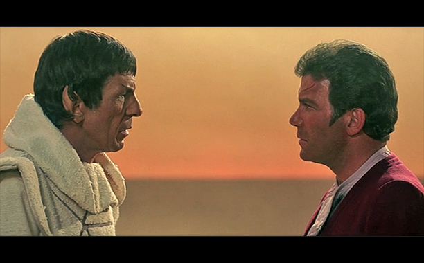 12. The Search for Spock