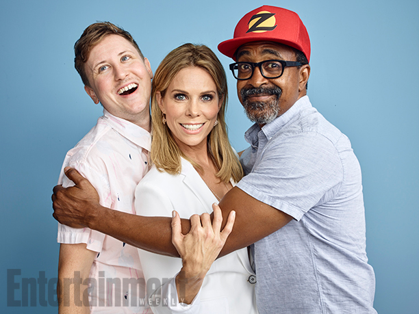 Johnny Pemberton, Cheryl Hines, and Tim Meadows, 'Son of Zorn'