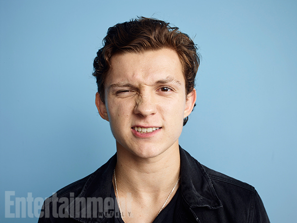 Tom Holland, 'Spider-Man: Homecoming'