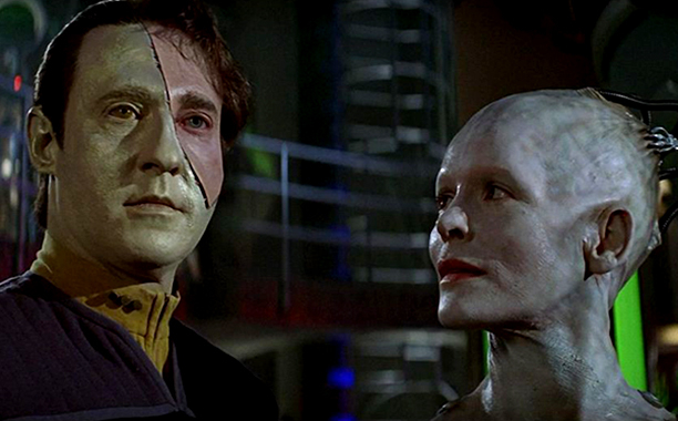 8. First Contact