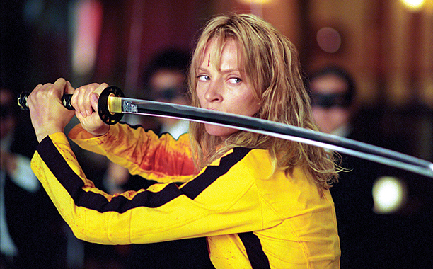The Bride, Kill Bill (Uma Thurman)