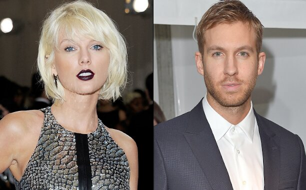 Calvin Harris Taylor Swift Tweets Slam Singer For Songwriting Reveal Ew Com
