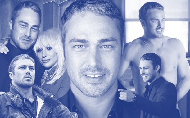 Taylor Kinney Through the Years