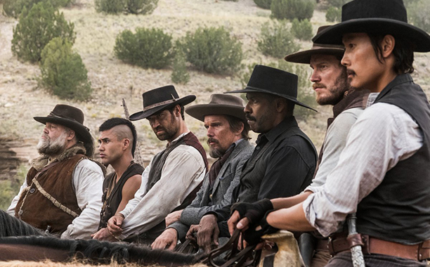 The Magnificent Seven (Sept. 23)
