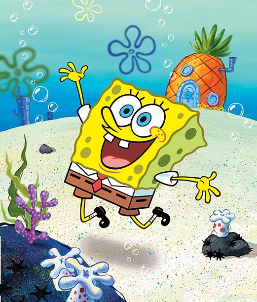 2. SpongeBob SquarePants, SpongeBob SquarePants