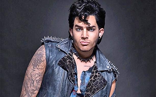 Rocky Horror Picture Show: Adam Lambert shares first photo ...