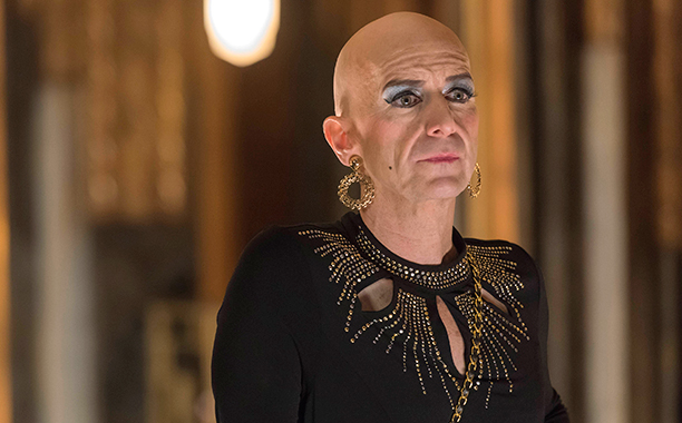 Best Supporting Actor: Denis O'Hare, American Horror Story: Hotel