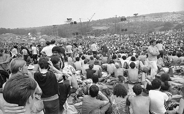 Woodstock Attendees