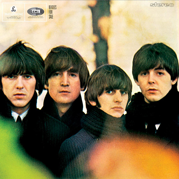 6. BEATLES FOR SALE