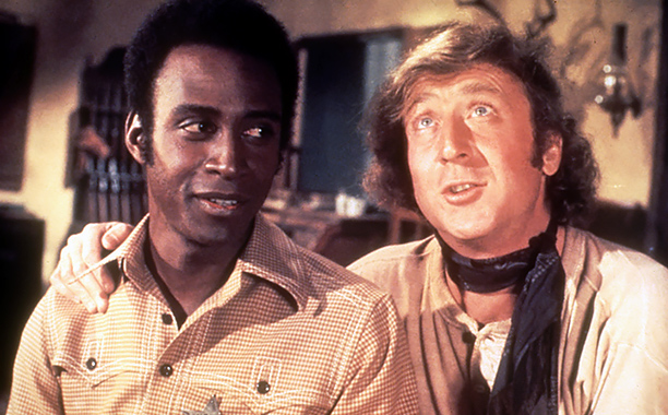 'Blazing Saddles,' 1974