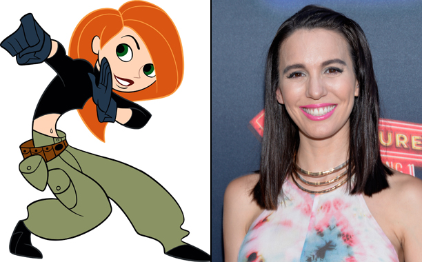 Christy Carlson Romano — Kim Possible