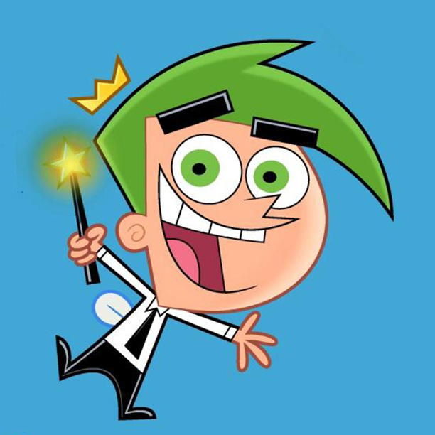 7. Cosmo, The Fairly OddParents