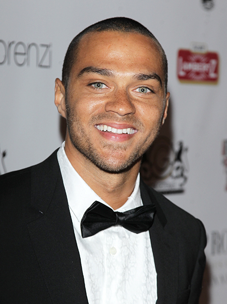 Jesse Williams at the 63rd Annual International Cannes Film Festival on May 20, 2010