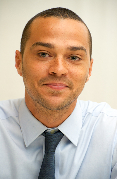 Jesse Williams at the Brooklyn's Finest Press Conference in Beverly Hills, Calif. on March 4, 2010