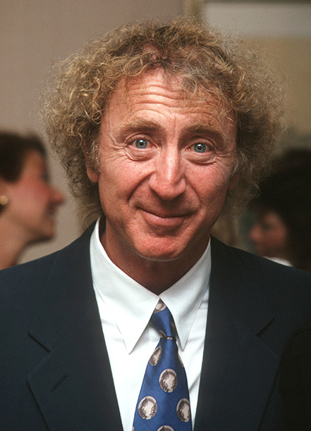 Gene Wilder at the Gilda's Club Opening in New York City on June 28, 1993