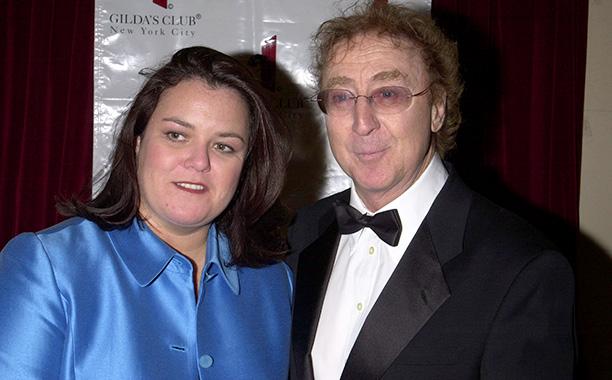 Gene Wilder at Gilda's Club New York City's Seventh Annual Comedy Gala on November 15, 2001