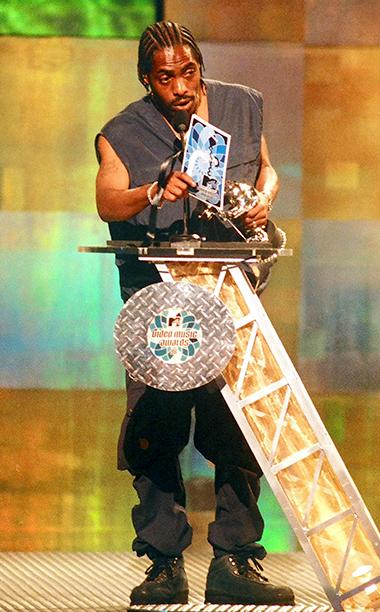 Best Rap Video Winner Coolio