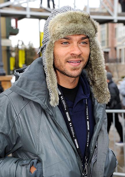 Jesse Williams at the 2012 Sundance Film Festival on January 20, 2012